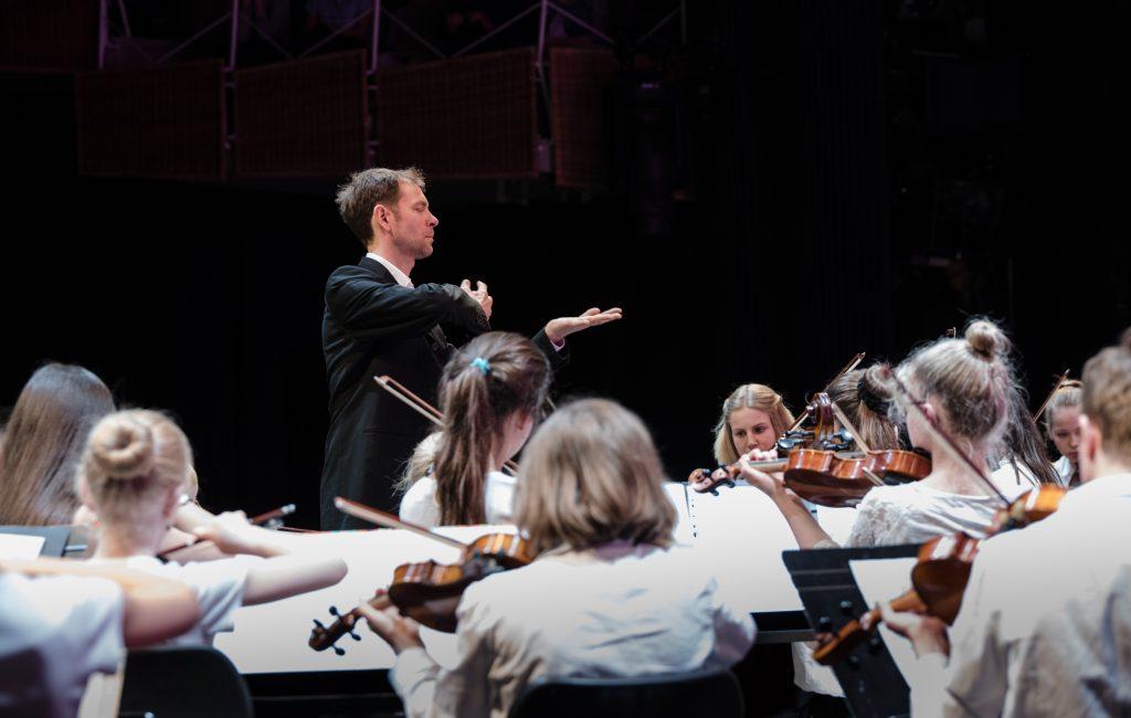 Jahreskonzert der Westfälischen Schule für Musik