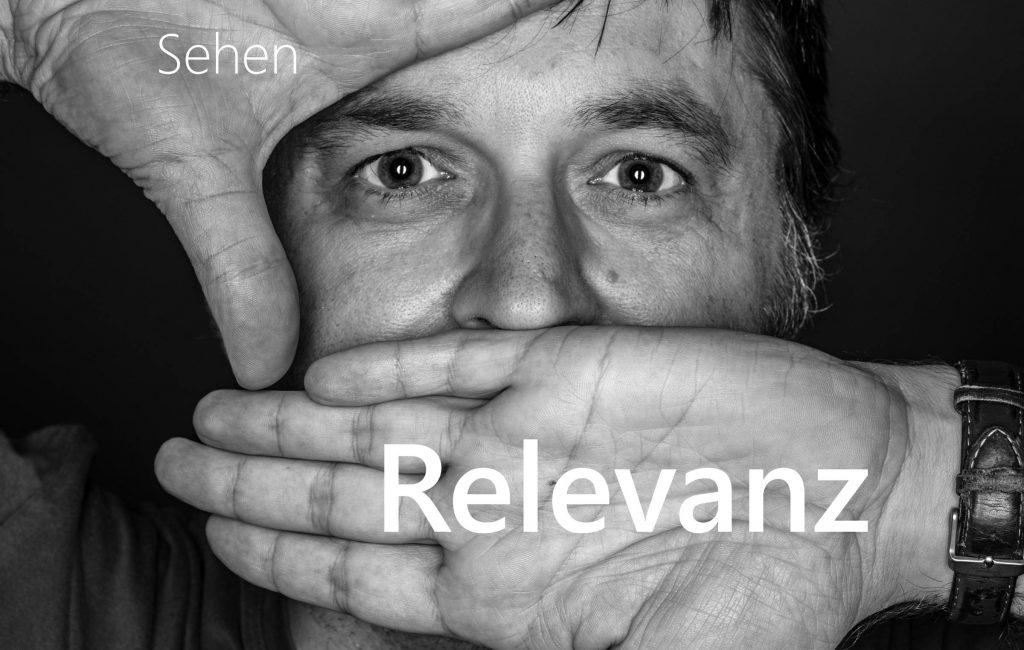 Fotoausstellung 'Relevanz' in Münster-Gievenbeck